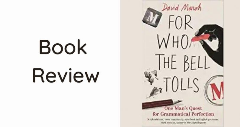 Book review For Who the Bell Tolls