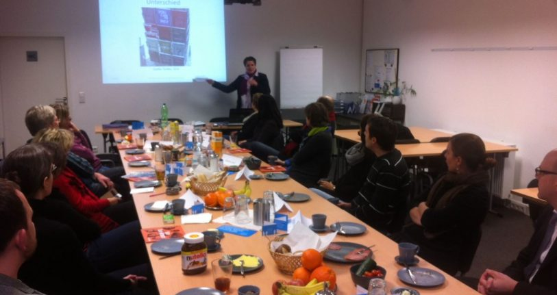 My presentation on marketing translation