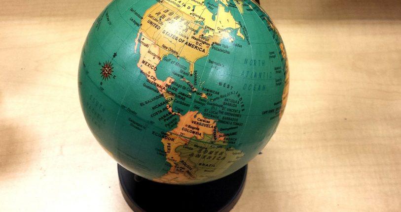 Globus mit Blick auf Nordamerika als Beispiel für eine Zielgruppe. Bildnachweis: DWilliams auf Pixabay