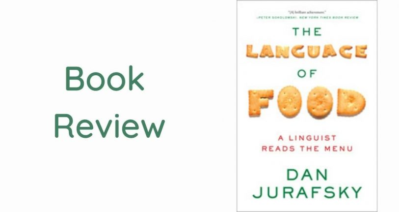 Book review The Language of Food