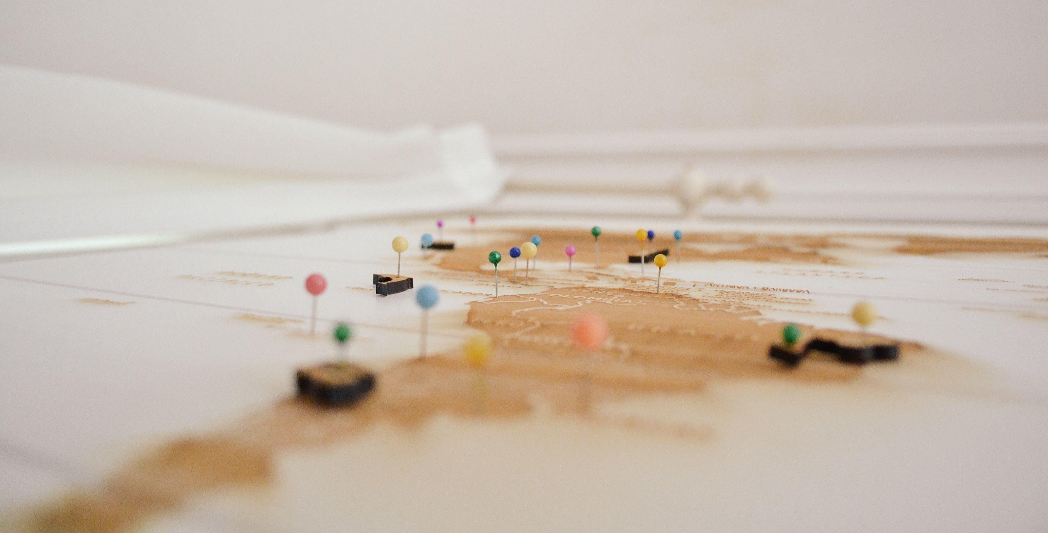 Contentplanung. Bildnachweis: Delfi de la Rua, Unsplash