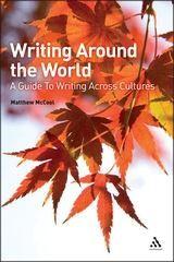Buchdeckel Writing Around the World